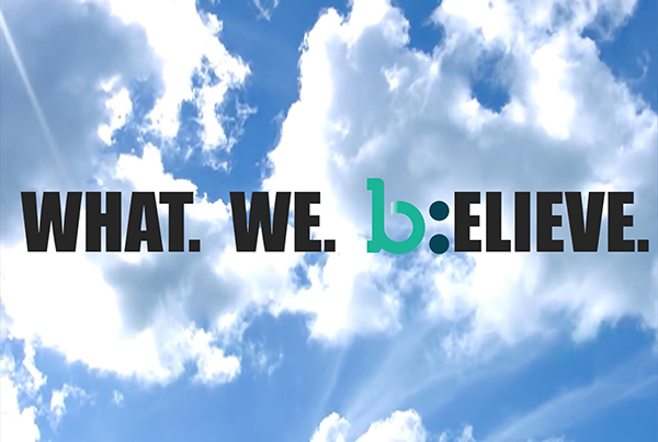 What We Believe – Bazaarvoice
