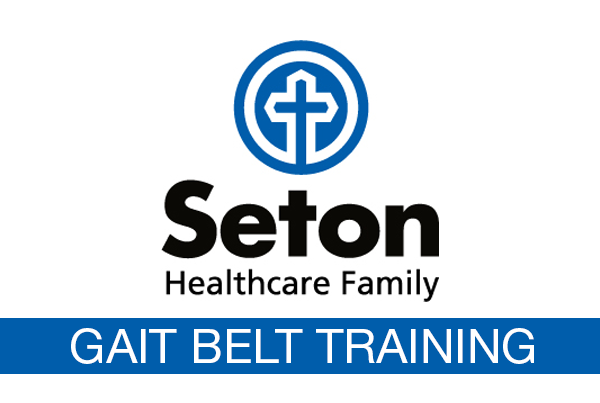 Seton Gait Belt Training