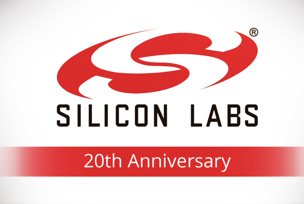 Silicon Labs 20th Anniversary